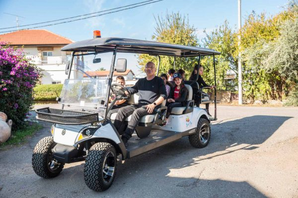 Club Car Tours