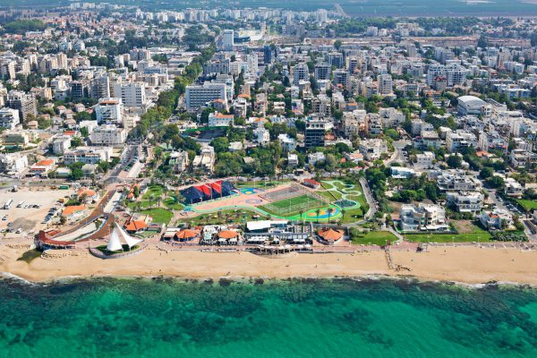 nahariya city